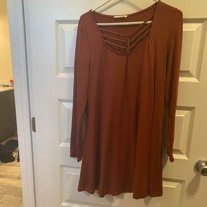 Boutique dress Entro brand name